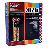 KIND Plus Nutrition Plus Nutrition Bars Almond