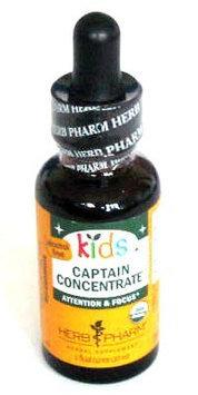 Kids Captain Concentrate Herb Pharm 1 oz Liquid