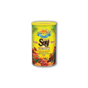 Super Red Soy Protein Nature's Life 1 lbs Powder