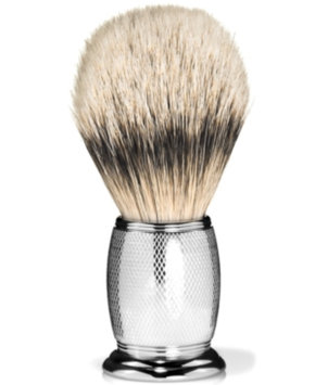 Art of Shaving The  Engraved Silvertip Badger Brush