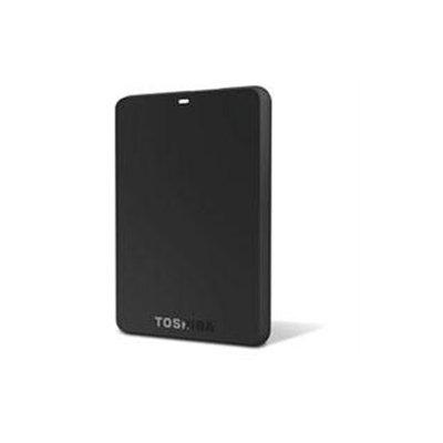 Toshiba Canvio Basics HDTB107XK3AA 750GB External Hard Drive - Black