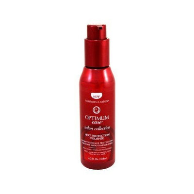 Optimum Salon Collection Heat Protection Polisher 4.2 oz. (3-Pack) with Free Nail File