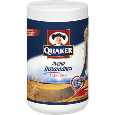 Quaker® Instant Oats With Iron Cereal Mix