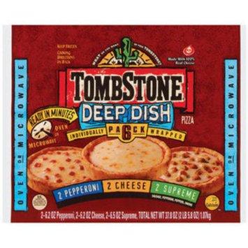 Tombstone Pizza Deep Dish Assortment