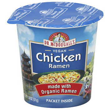 Dr. McDougall's Right Foods Ramen Chicken Soup