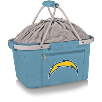 Nfl - San Diego Chargers Picnic Time NFL Metro Basket - San Diego Chargers Digital Print