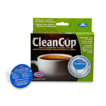 CleanCup 5-Pack Cleaning Capsules for K-Cup Brewers