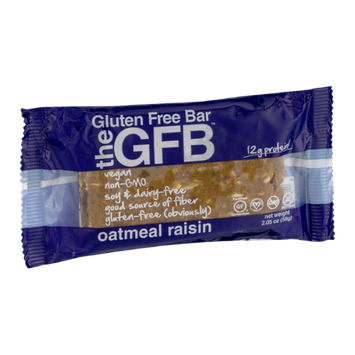 GFB The Gluten Free Bar Oatmeal Raisin