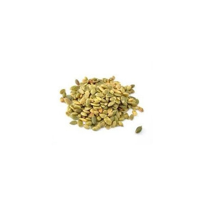 Bayside Candy Pepitas/Pumpkin Seeds Shelled Roasted Unsalted, 10lbs