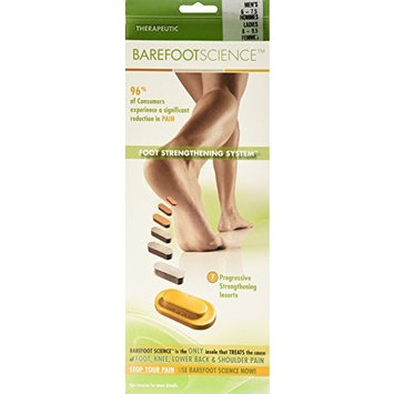 Barefoot Science Therapeutic Insole, Small, 2 Count