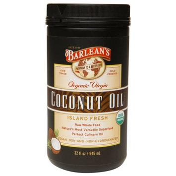 Barlean's Organic Oils Organic Virgin Coconut Oil