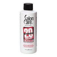Salon Care 20 Volume Creme Developer 4 oz.