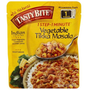 Tasty Bite Vegetable Tikka Masala, 10 oz, (Pack of 6)