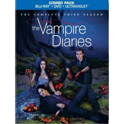Vampire Diaries: The Complete Third Season (Blu-ray) (Widescreen)