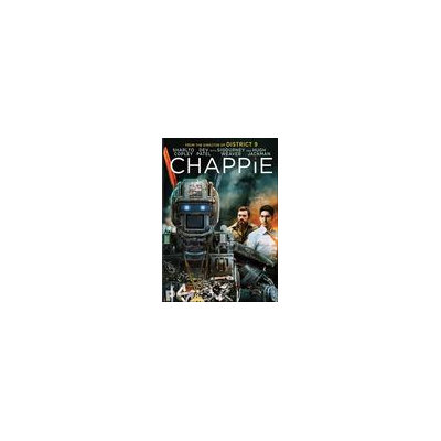 Chappie (With Digital Copy) (UltraViolet) (W) (Widescreen) (DVD)