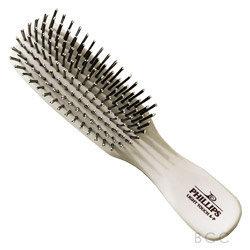 Phillips Mini Light Touch White Salon Brush