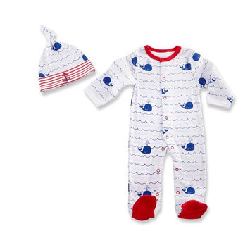 Baby Aspen Boys Nautical PJ's Gift Set