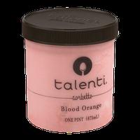 Talenti Blood Orange Sorbetto
