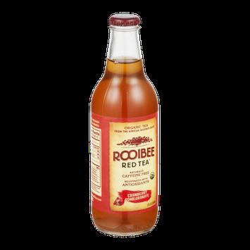 Rooibee Red Tea Organic Tea Cranberry Pomegranate