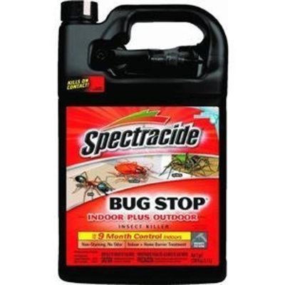 Spectracide HG-96098 Bug Stop Home Barrier Ready to Use Pest Control , 1-Gallon, Pack of 1