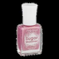 Sally Hansen Sugar Shimmer 01 Sugar Plum