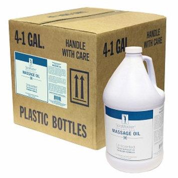 Master Massage 4 Gallon Saver Pack of Massage Oil