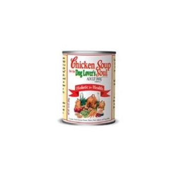 Chicken Soup Adult Dog Canned Food - 13 oz