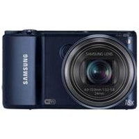 Samsung 14.2MP SMART Cobalt Black Digital Camera