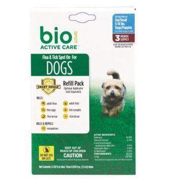 Bio SpotA Active Care Flea & Tick Dog Spot On Refill Pack