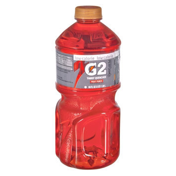 Gatorade G2 Series 02 Perform Low Calorie Fruit Punch Thirst Quencher