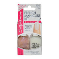 Sally Hansen French Manicure Kit for Unisex