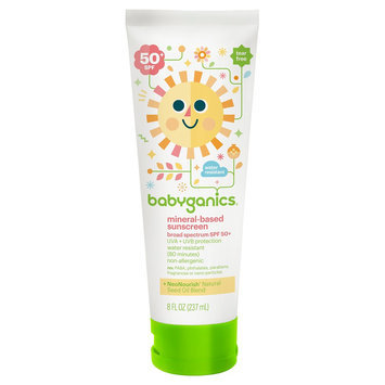 Kas Direct, Llc. Babyganics 8 floz Sunscreen Broad Spectrum Protection