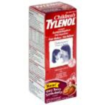 Tyelnol Kid's Pain Reliever Fever Reducer