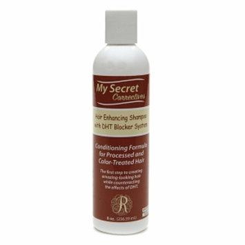 My Secret Correctives Hair Enhancing Shampoo with DHT Blocker System Conditioning Formula