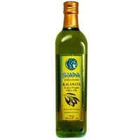 Iliada Kalamata Extra Virgin Olive Oil, 25.36-Ounce Bottle (Pack of 2)