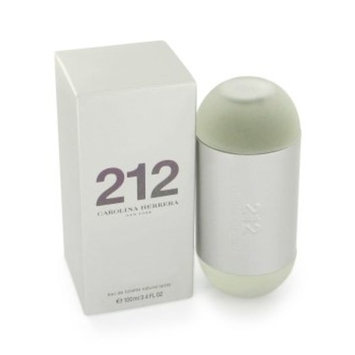 212 by Carolina Herrera Eau De Toilette Spray 2 oz