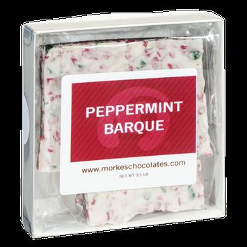 Morkes Chocolates Peppermint Barque