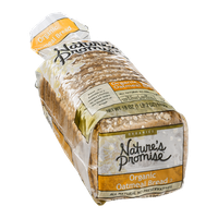Nature's Promise Organic Oatmeal Bread