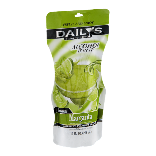 Daily's Ready To Drink Frozen Margarita Reviews
