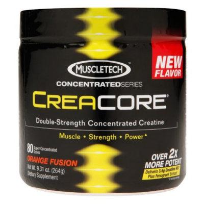 MuscleTech CreaCore, Orange Fusion, 9.31 oz