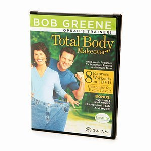 Gaiam Bob Greene Total Body Makeover DVD