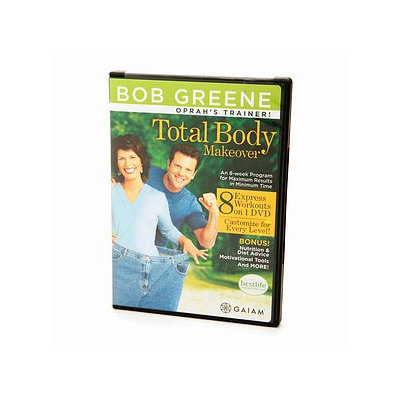 Gaiam Bob Greene Total Body Makeover DVD