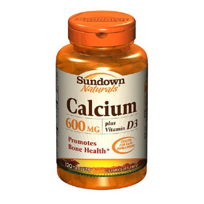 Sundown Naturals Calcium plus Vitamin D3
