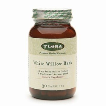 Flora White Willow Bark
