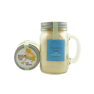 FarmHouse Fresh Powder Pure Whole Milk Bath Soak with Chicory Root