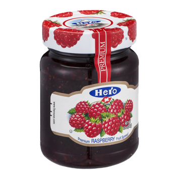Hero Raspberry Fruit Spread