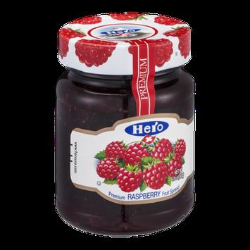 Hero Raspberry Fruit Spread