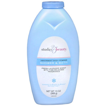 Walgreens Shower & Bath Absorbent Body Powder