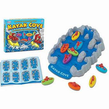 Huntar Company Kayak Cove Brainteaser Puzzle Ages 8 and up, 1 ea