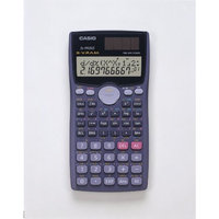 Casio fx-991MS PLUS Scientific Calculator with 2-Line Display [1 - Pack, A]